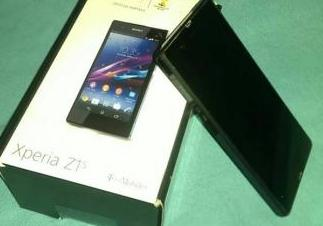 Sony Xperia Z1s 32GB (Black) photo