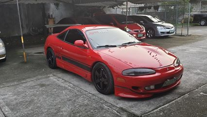 1997 Mitsubishi Eclipse Local photo