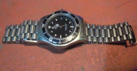 Tag Heuer Professional 200m Wristwatch image 1