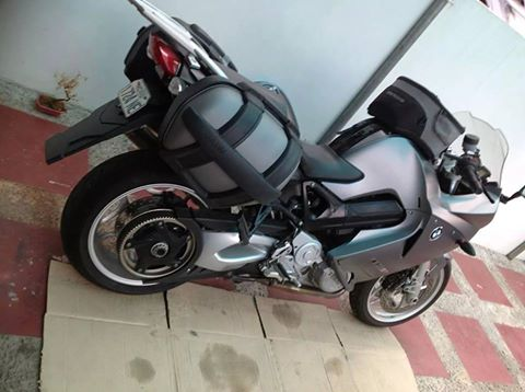 F800ST BMW  Slightly Negotiable photo