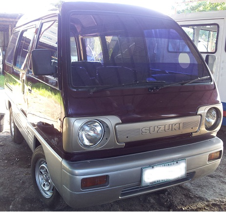 MULTICAB VAN for only 400 peso a DAY!! photo