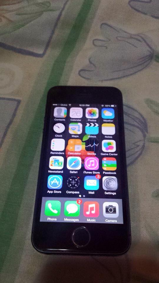 Iphone 5  64gb photo