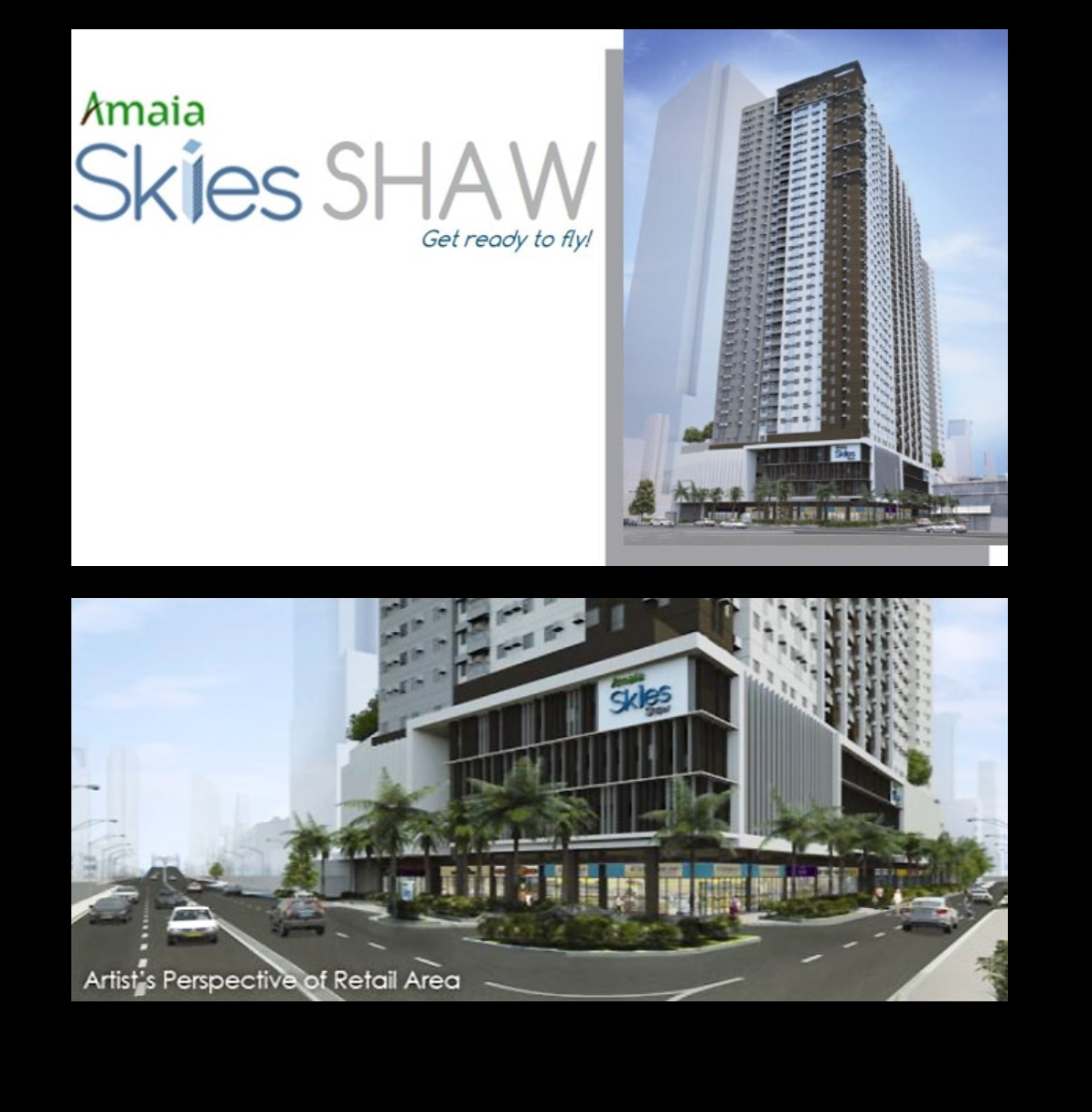 Condo near Shangrila and megamall Amaia skies photo