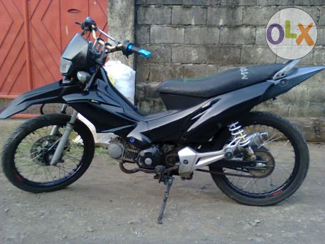 honda xrm 125 black photo