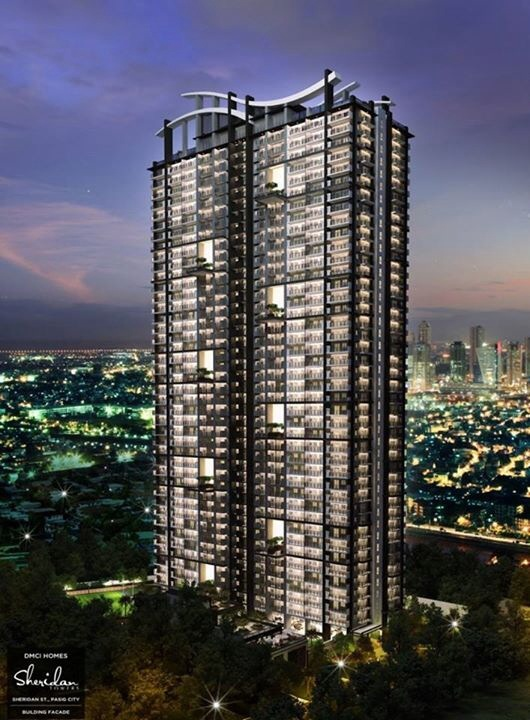 Pre selling sheridan tower mandaluyong photo