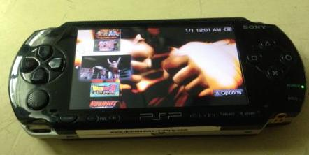 Sony Psp Fat 1006 Color Black photo
