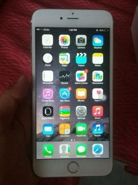 iPhone 6 Plus Gold 16GB photo