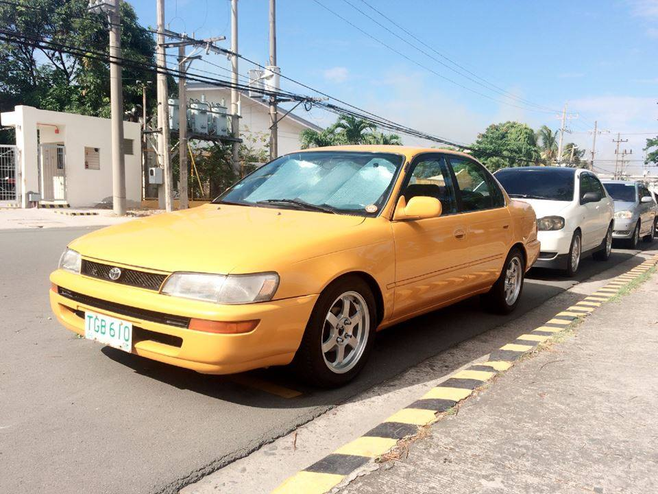 Selling Toyota Gli Big Body photo