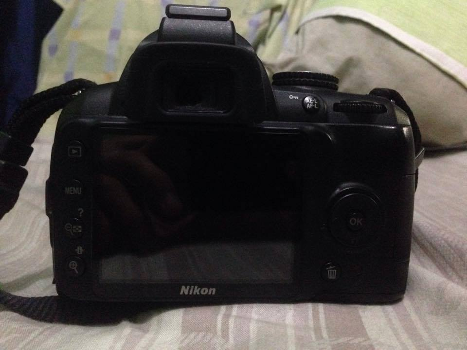 Nikon D3000 Complete set photo