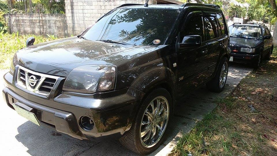 nissan x trail suv 2005 model photo