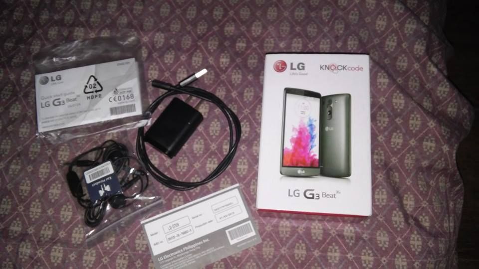 Lg G3 beat (GLOBE LOCKED) dual sim photo