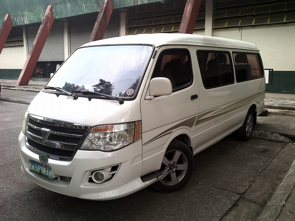 Foton 19-seater Panoramic View Van photo