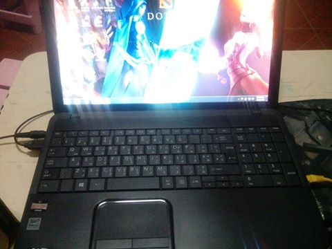 Toshiba Satellite C850D photo