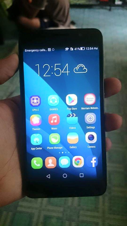 Huawei Honor 6 dual sim LTE 3Gb ram photo