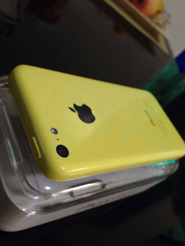 IPHONE 5C 16GB (Yellow) SMART LOCKED NTC Seal photo