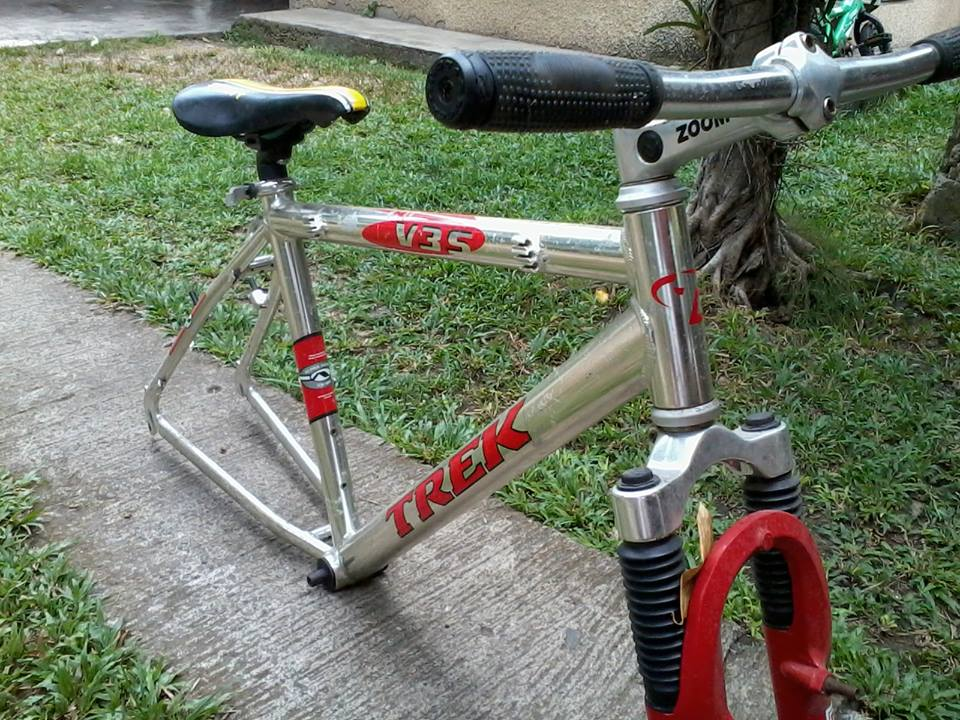 Bike frame (2nd hand ,good condition) photo