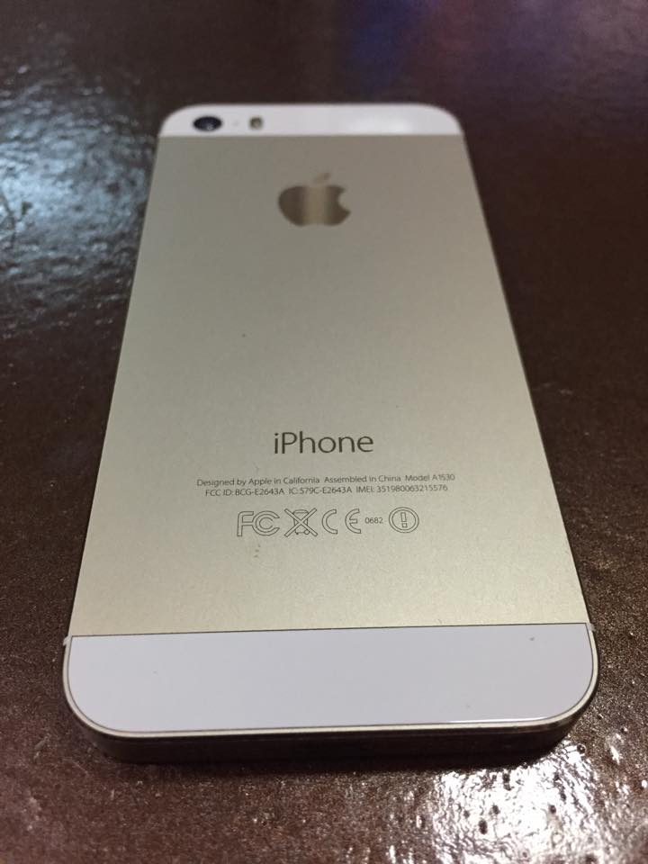 iphone 5s used apple iphone 5s 32gb gold used philippines 11262