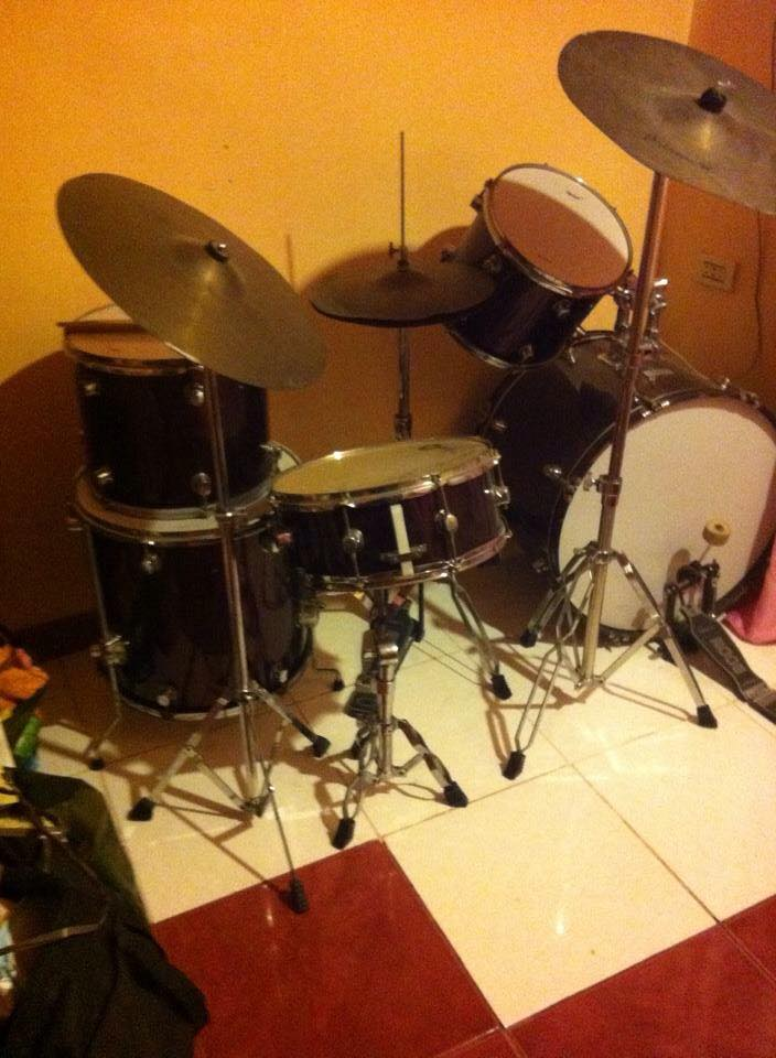 Global Drums Set Used Philippines