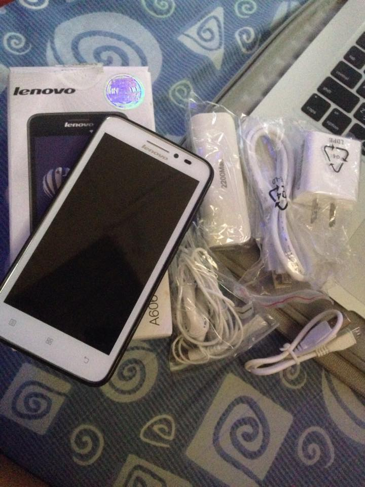 Lenovo A606 Brand New Openline photo