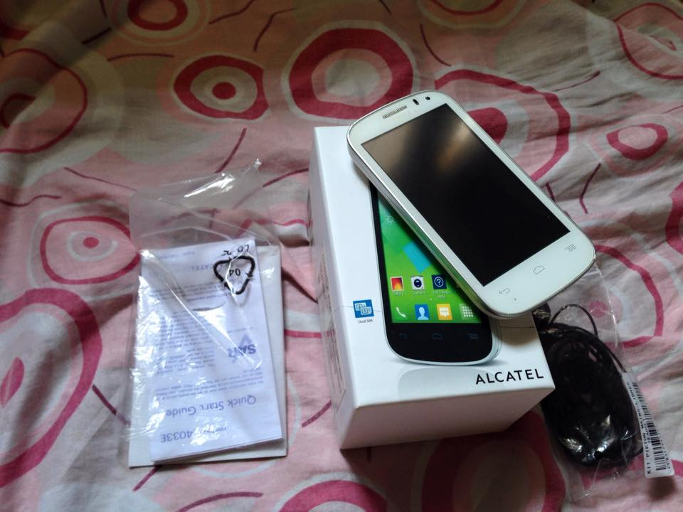 Alcatel 1 touch magic photo