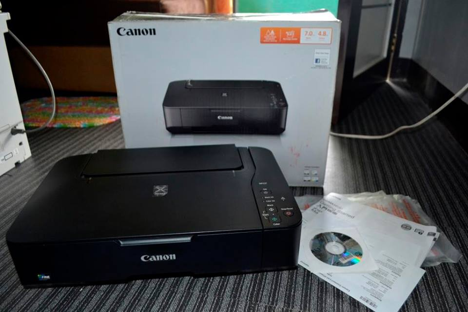 Canon MP237 printer photo