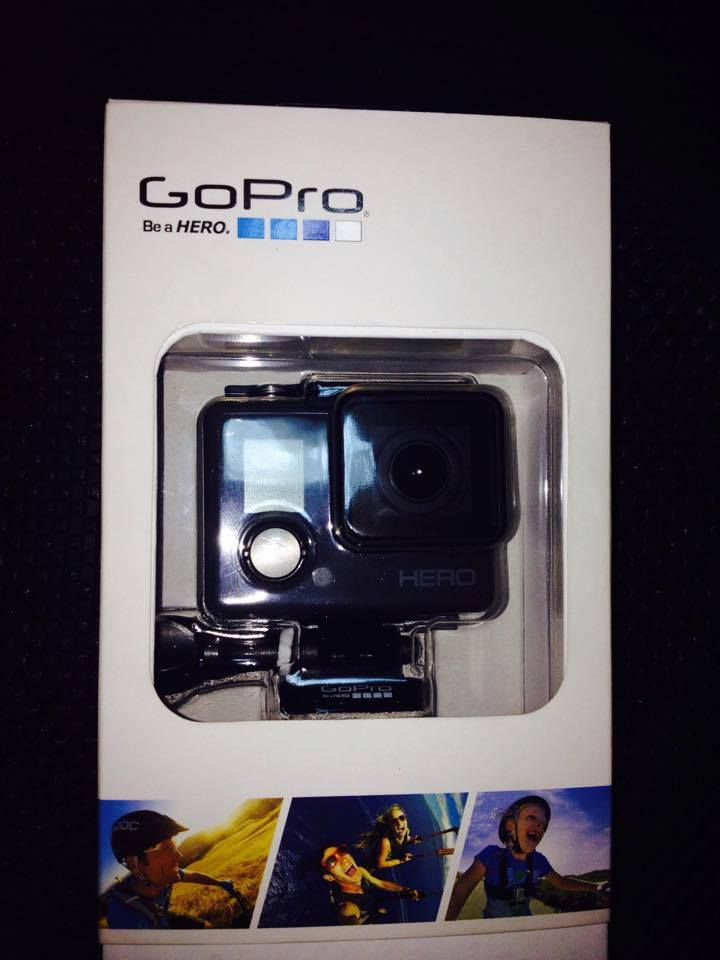 Brand new GoPro Hero Black photo