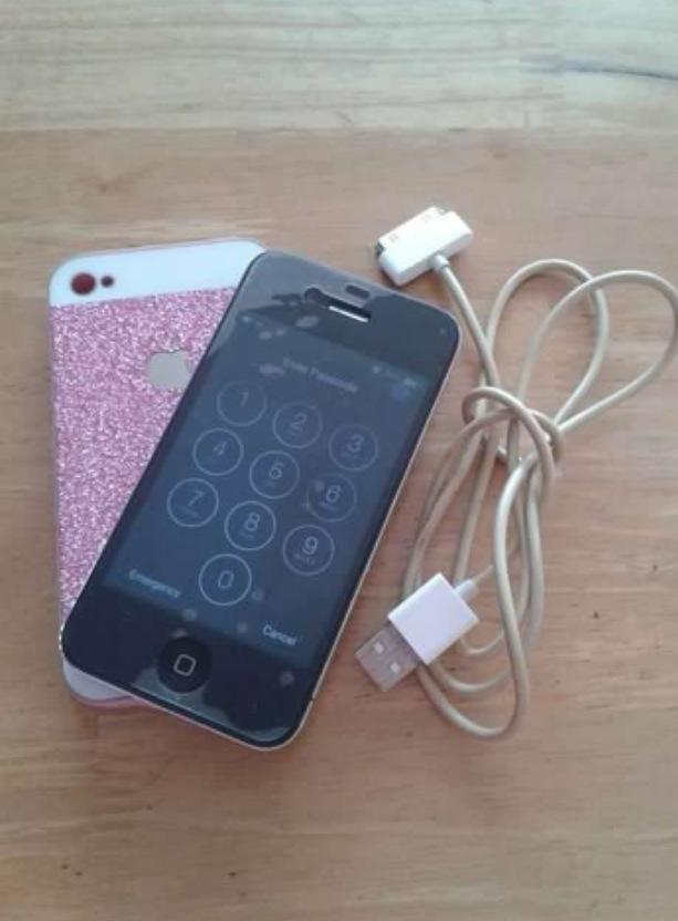 Iphone 4 32gb black photo