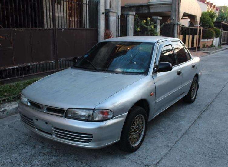 Mitsubishi Lancer Glxi 1995 Used Philippines