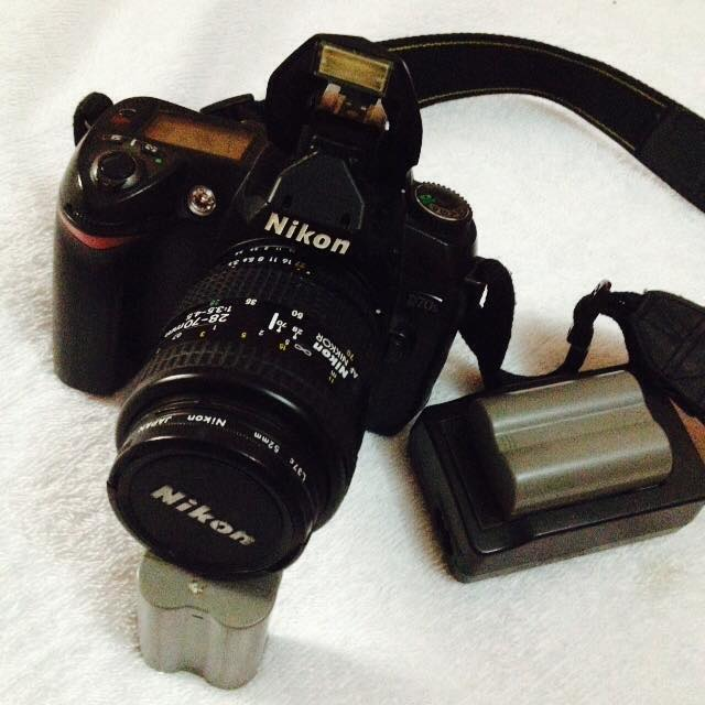 Nikon Digital SLR Camera photo