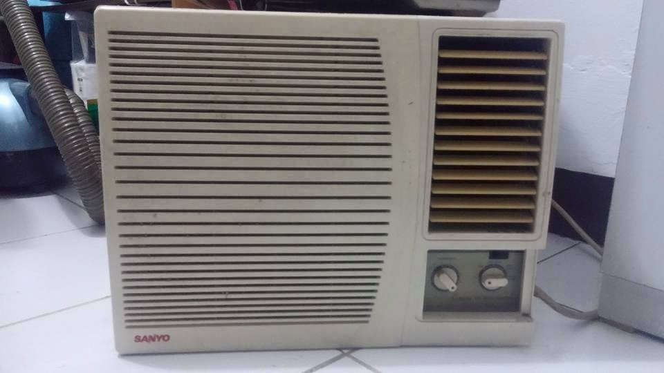 Sanyo Aircon photo