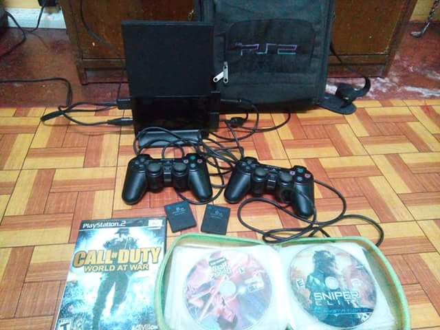 PlayStation 2 photo
