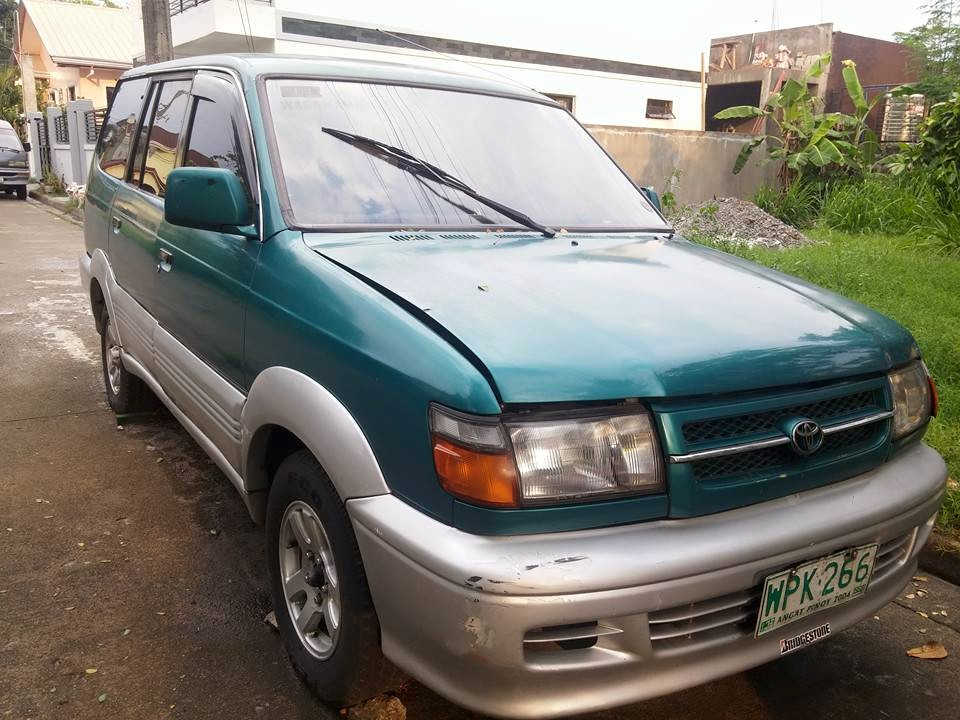 Auto Gauge For Sale Philippines: Toyota Revo For Sale