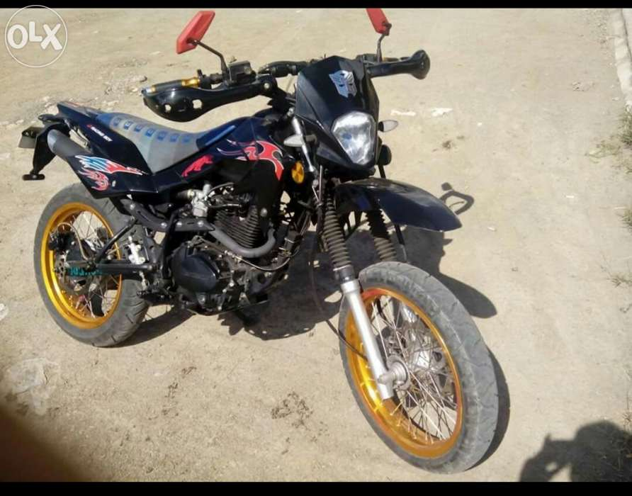 MOTORCYCLE MSX 150 CC MODEL 2013 photo