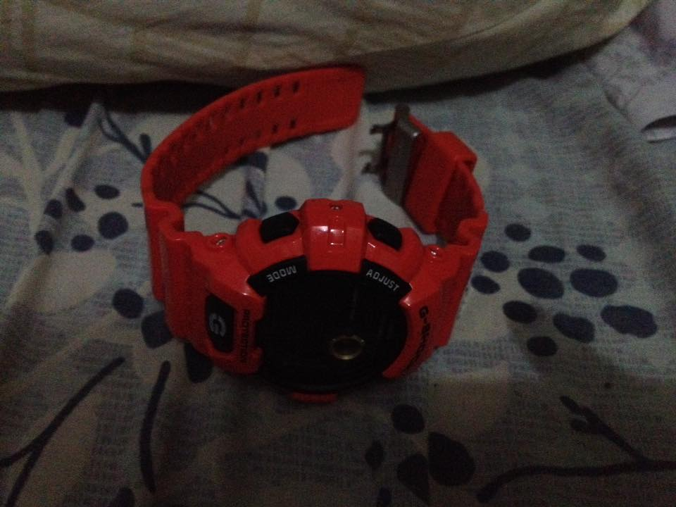 g shock G8900A 2nd hand photo