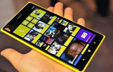 Nokia Lumia 1520 32GB 6inch 2GB Ram 20Megapixel Camera Dual Led Flash photo