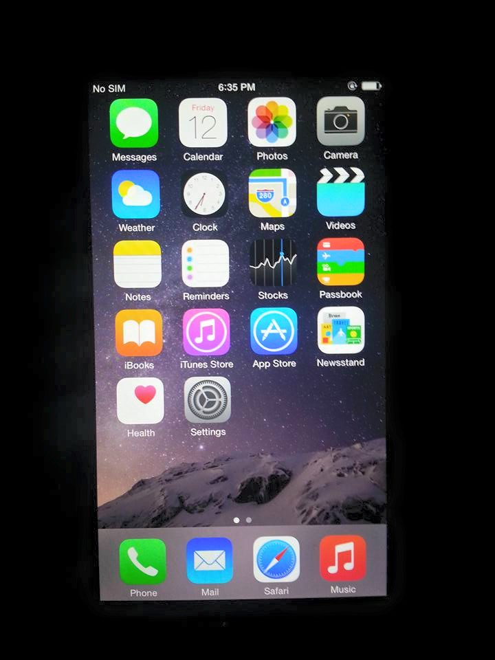 Apple Iphone 6 16gb semi complete photo
