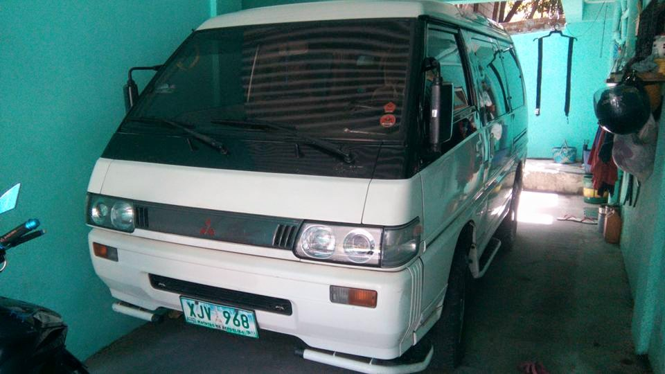Delica 2003 Model MT Diesel photo