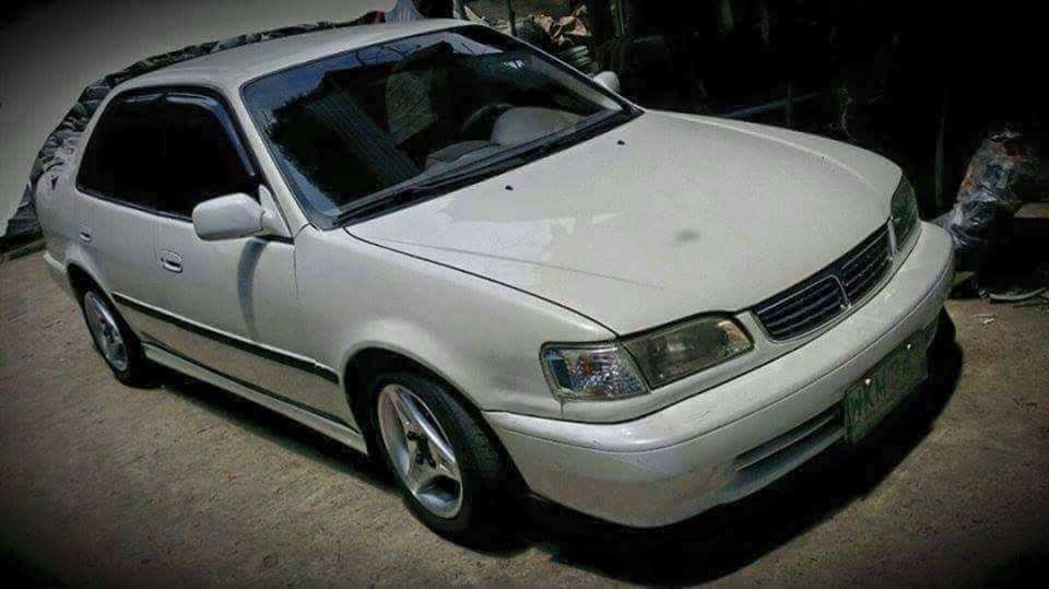 Toyota corolla baby altis gli matic 2000 photo