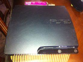 Ps3 slim Jailbroken photo