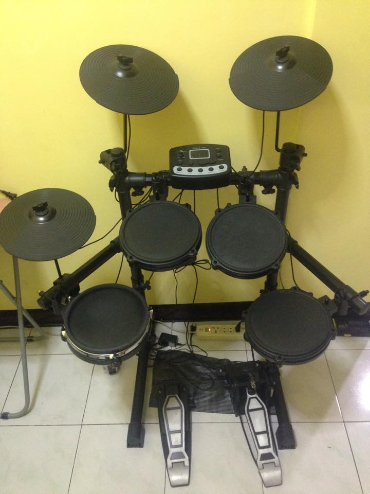 Ringway TD82 electronic Drumset photo