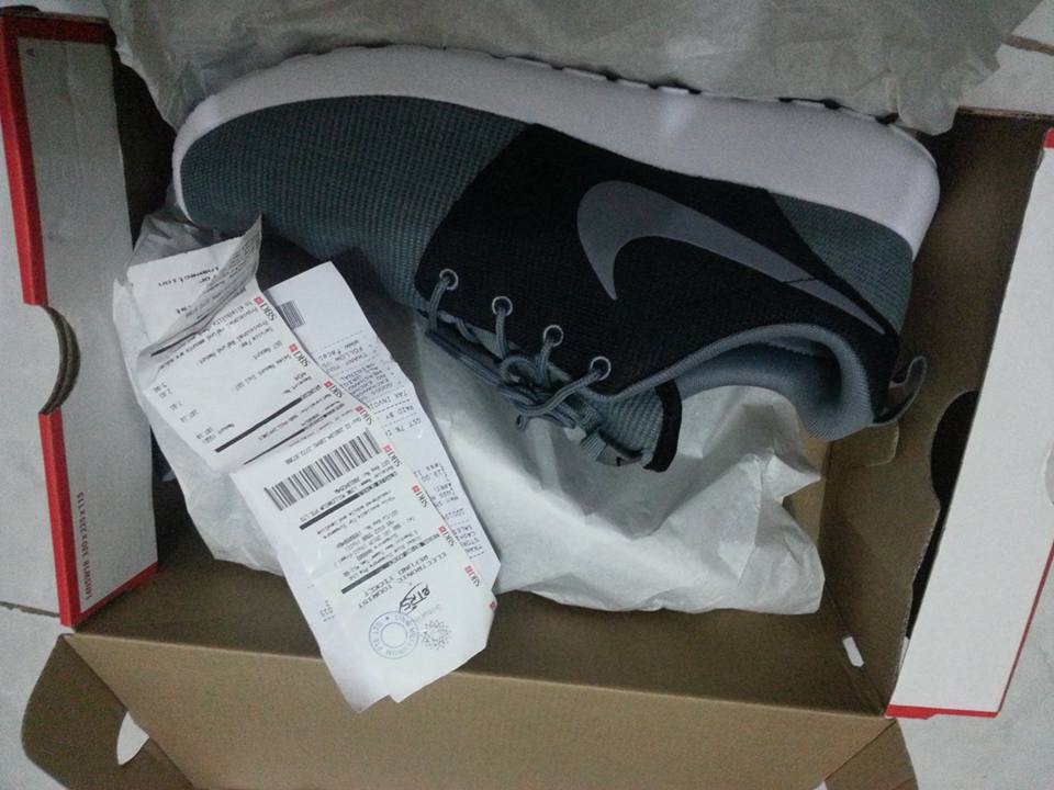 101% authentic roshe photo