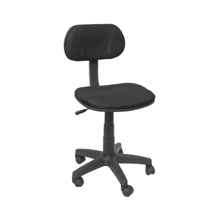 Black Staff Office Chair Furniture (OC-101BLK) photo
