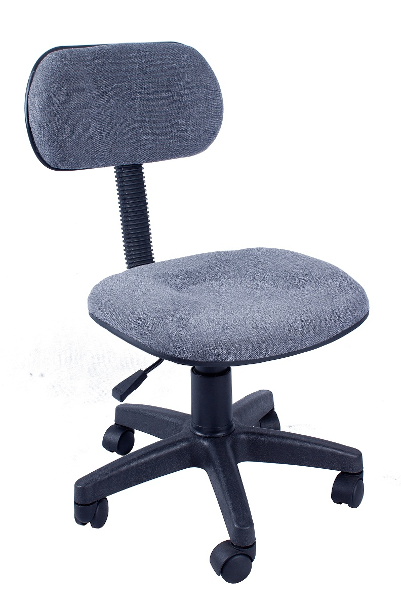 Ergodynamic OC-101GRY Home Office Chair Furniture (Grey) photo