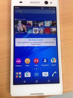 SONY XPERIA C3 photo