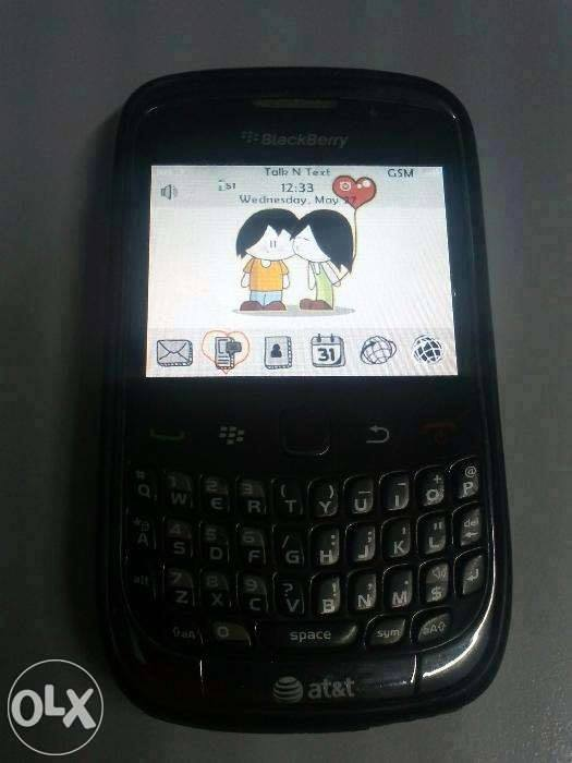 Blackberry 9300 wifi 3g black photo