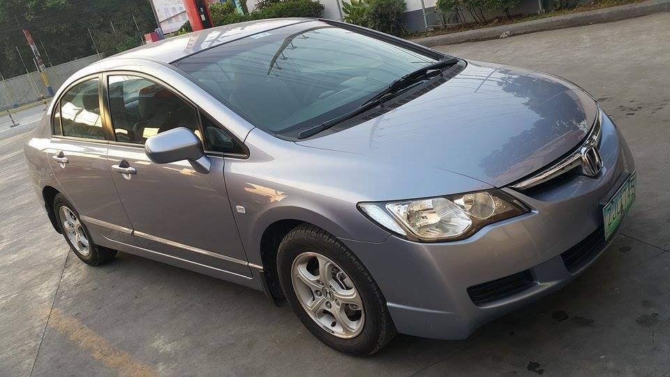 Honda civic 2007 1.8v Automatic photo