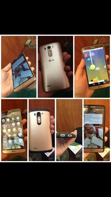 LG g3 16gb gold from globe photo