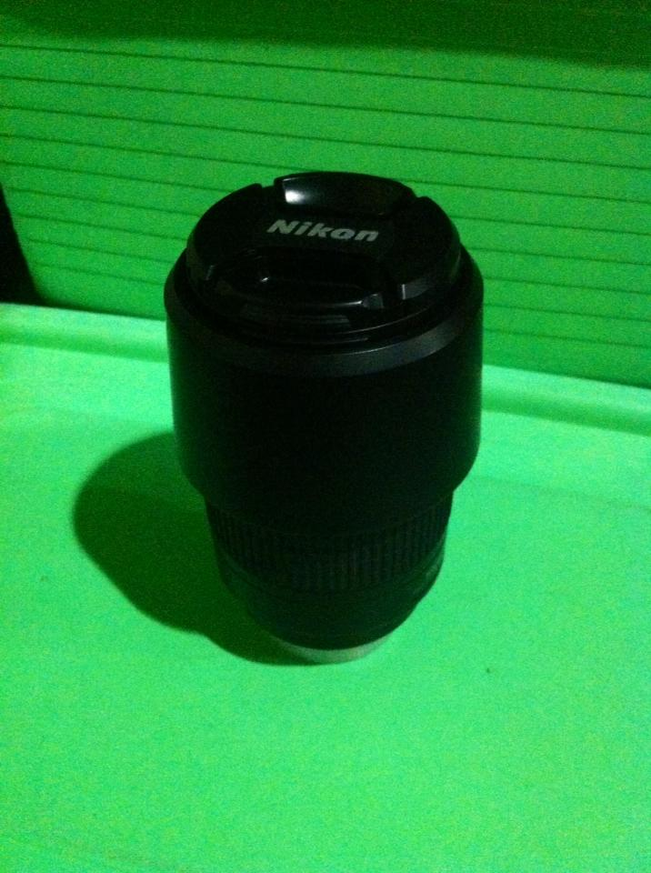Nikon AF Nikkor 70-300mm 1:4-5.6G Zoom Lens photo