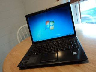 HP Compaq Presario C700 15inch Dual Core Color Black photo