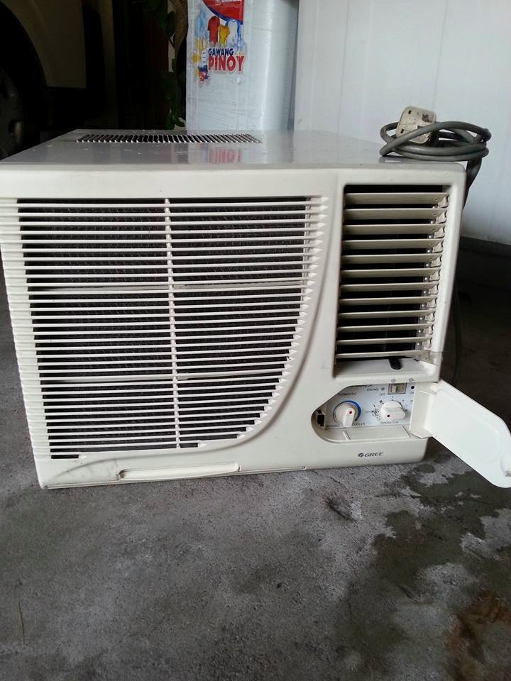 Gree aircon 1hp photo